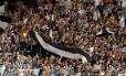 A torcida do Botafogo volta nesta quarta-feira ao Maracanã Foto: Marcelo Theobald/O Globo