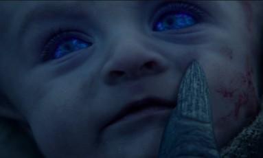 Cena de 'Game of thrones' Foto: Reprodução