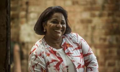 Secretária de Cultura Nilcemar Nogueira Foto: Guito Moreto / Agência O Globo