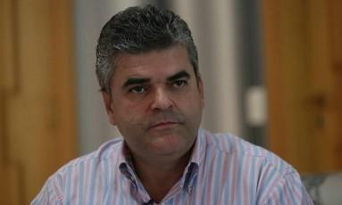 O prefeito de Duque de Caxias, Washington Reis Foto: Cléber Júnior / Agência O Globo/04-07-2017
