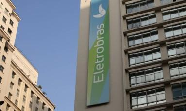 Sede da Eletrobras, no Rio. Foto: Nadia Sussman/Bloomberg