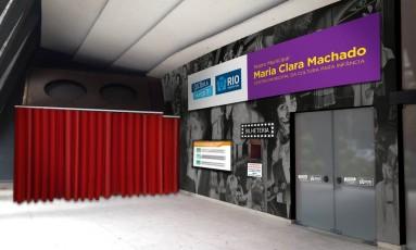 Teatro Maria Clara Machado: reabertura com obra de Nelson Rodrigues Foto: Divulgação