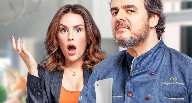 Kéfera e Cassio Gabus Mendes contracenam no trailer da comédia 'Gosto se  discute' - Jornal O Globo