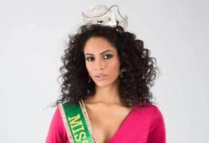 Monalysa Alcântara, do Piauí, foi eleita Miss Brasil 2017 Foto: Reprodução/Instagram