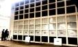 Novos Jazigos verticais do cemitério do Caju Foto: Divulgação