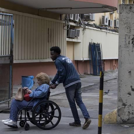 Hospital Universitário Pedro Ernesto reabre leitos e aumenta atendimento Foto: Antonio Scorza / Agência O Globo