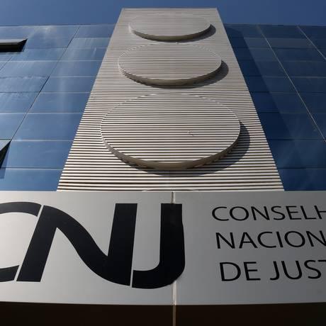 Sede do Conselho Nacional de Justiça Foto: Gil Ferreira/Agência CNJ