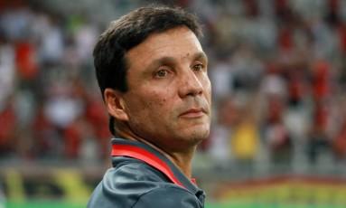 Zé Ricardo é primeira opção do Vasco para substituir Milton Mendes Foto: Telmo Ferreira / Agência O Globo
