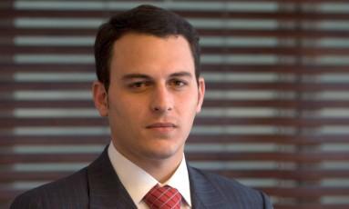 Tiago Cedraz, filho do ministro do TCU Aroldo Cedraz e sócio do escritório Cedraz e Tourinho Dantas Advogados Foto: Ruy Baron/Valor