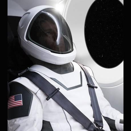 A maior dificuldade foi 'balancear estética e função', disse Elon Musk Foto: ELON MUSK/INSTAGRAM