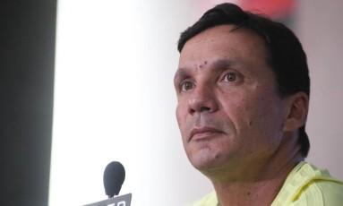 Zé Ricardo aceita a proposta do Vasco Foto: Gilvan de Souza/Flamengo/Divulgação