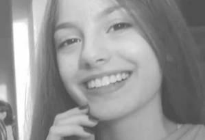Tamires Paula de Almeida foi morta por vizinho de 13 anos Foto: Reprodução/TV Anhanguera