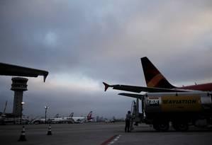Aeroporto de Congonhas Foto: NACHO DOCE / REUTERS