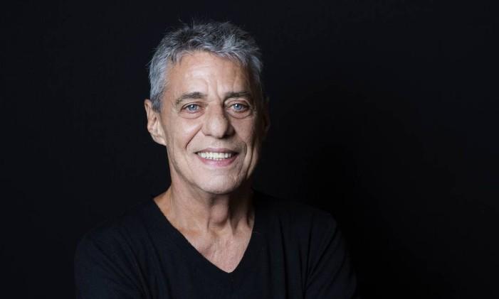 O cantor e compositor Chico Buarque Foto: Leo Aversa / Divulgação