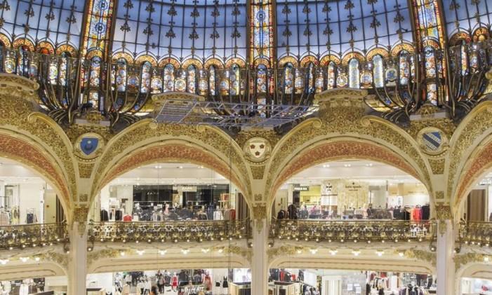 Galeries Lafayette Foto: Divulgação