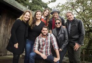 Equipe. Alguns dos profissionais que vão participar da mostra Casa Design Foto: Agência O Globo