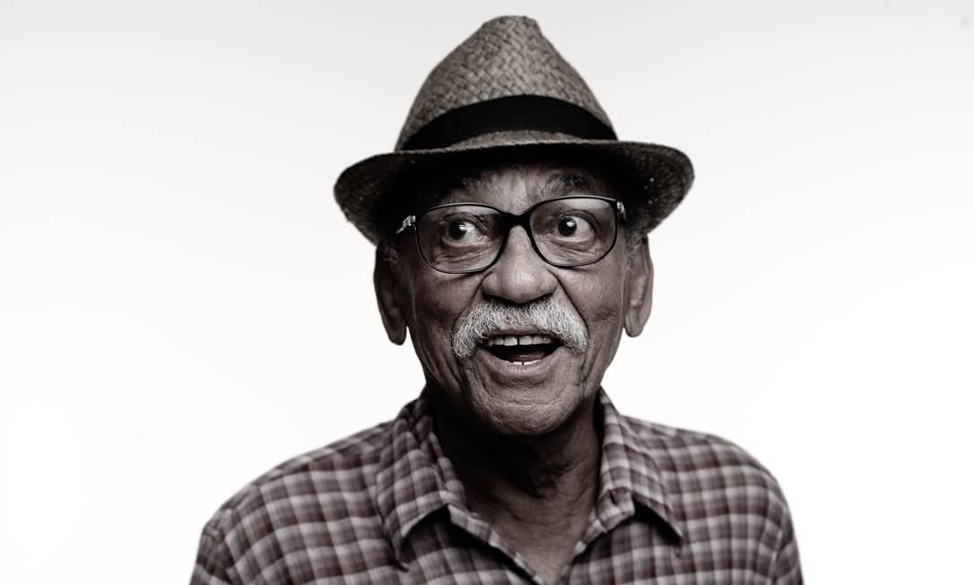 Um dos maiores bateristas do Brasil, Wilson das Neves faleceu no sábado, no Rio de Janeiro, vítima de câncer Foto: Jairo Goldflus / Divulgação