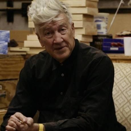 """Cena de """"David Lynch: a vida de um artista"""" Foto: Divulgação/Reprodução"""