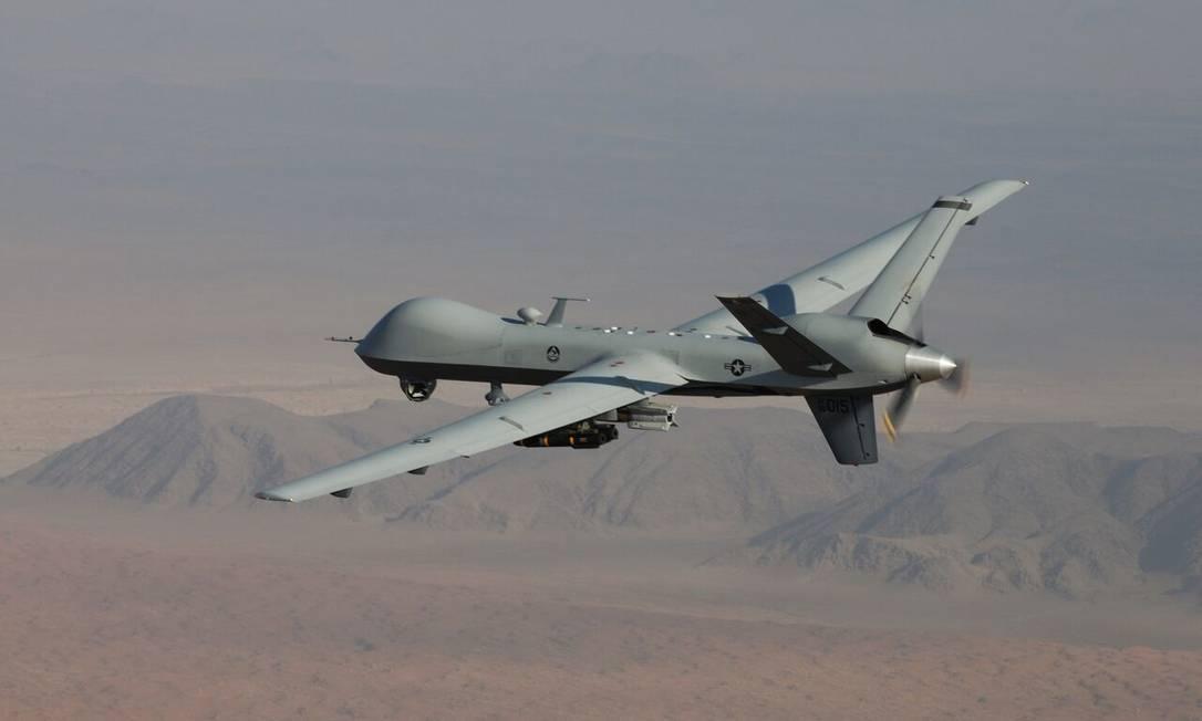 Drone Reaper Foto: Divulgação