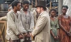 Cena do filme 12 anos de escravidão Foto: Reprodução