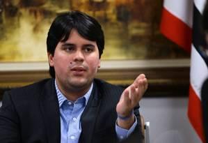 Deputado André Fufuca (PP-MA) Foto: Jorge William / Agência O Globo