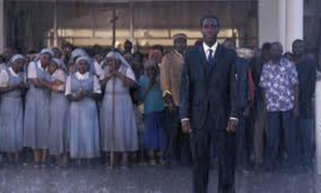 Cena do filme Hotel Rwanda Foto: Reprodução