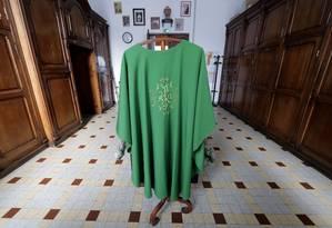 Decisão de que padres devem assumir paternidade é de órgão da Igreja Católica irlandês Foto: ERIC GAILLARD / REUTERS