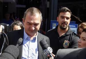 O dono da JBS e delator Joesley Batista Foto: Edilson Dantas / Agência O Globo 09/08/2017
