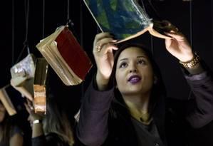 A Bienal Internacional do Livro do Rio começa nesta quinta-feira Foto: Mônica Imbuzeiro / Infoglobo