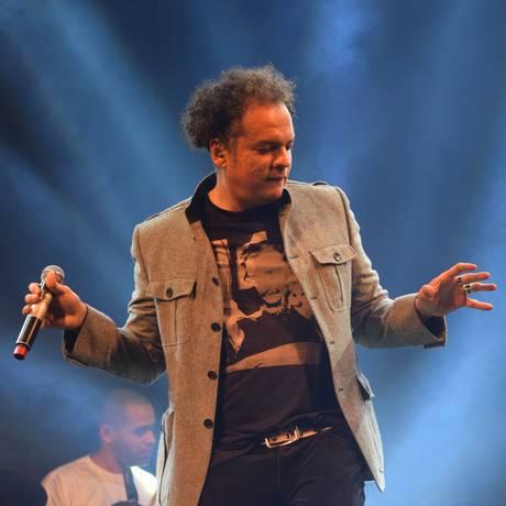 Músico faz show em Ipanema Foto: Divulgação