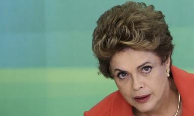 Dilma Rousseff Foto: REUTERS/Adriano Machado