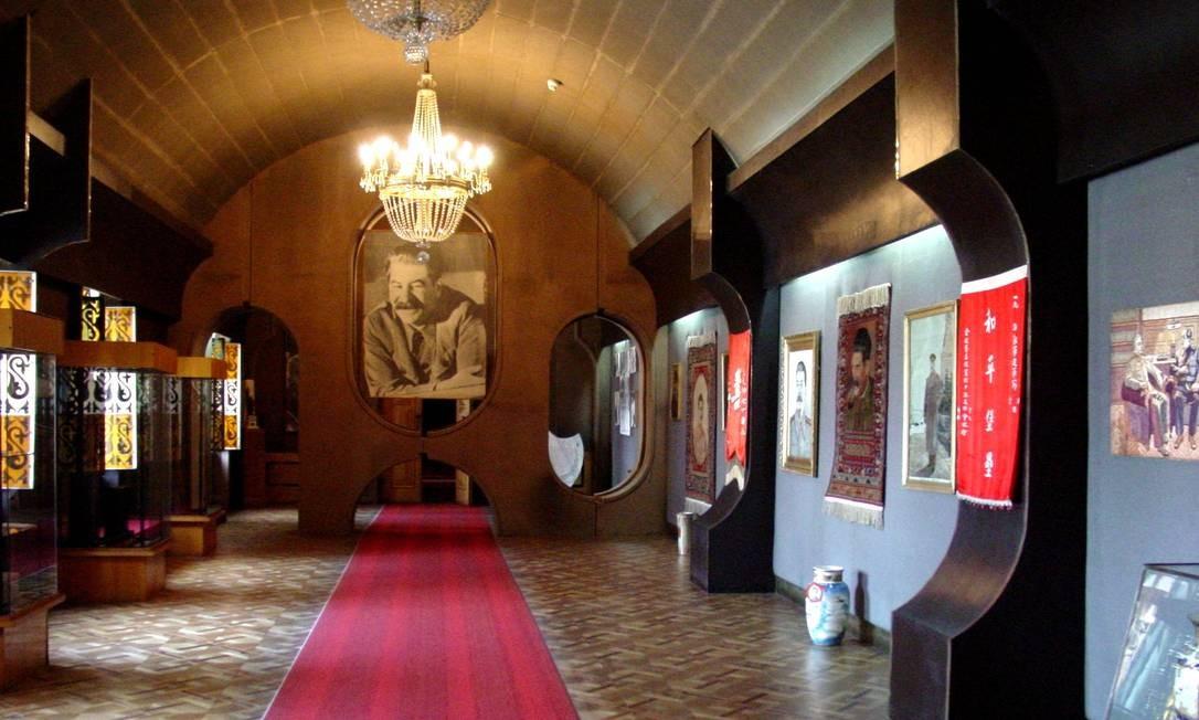 Também na Geórgia é possível visitar o Museu Estatal de Stalin, em Gori, cidade-natal do ditador soviético. Foto: Wikimedia Commons
