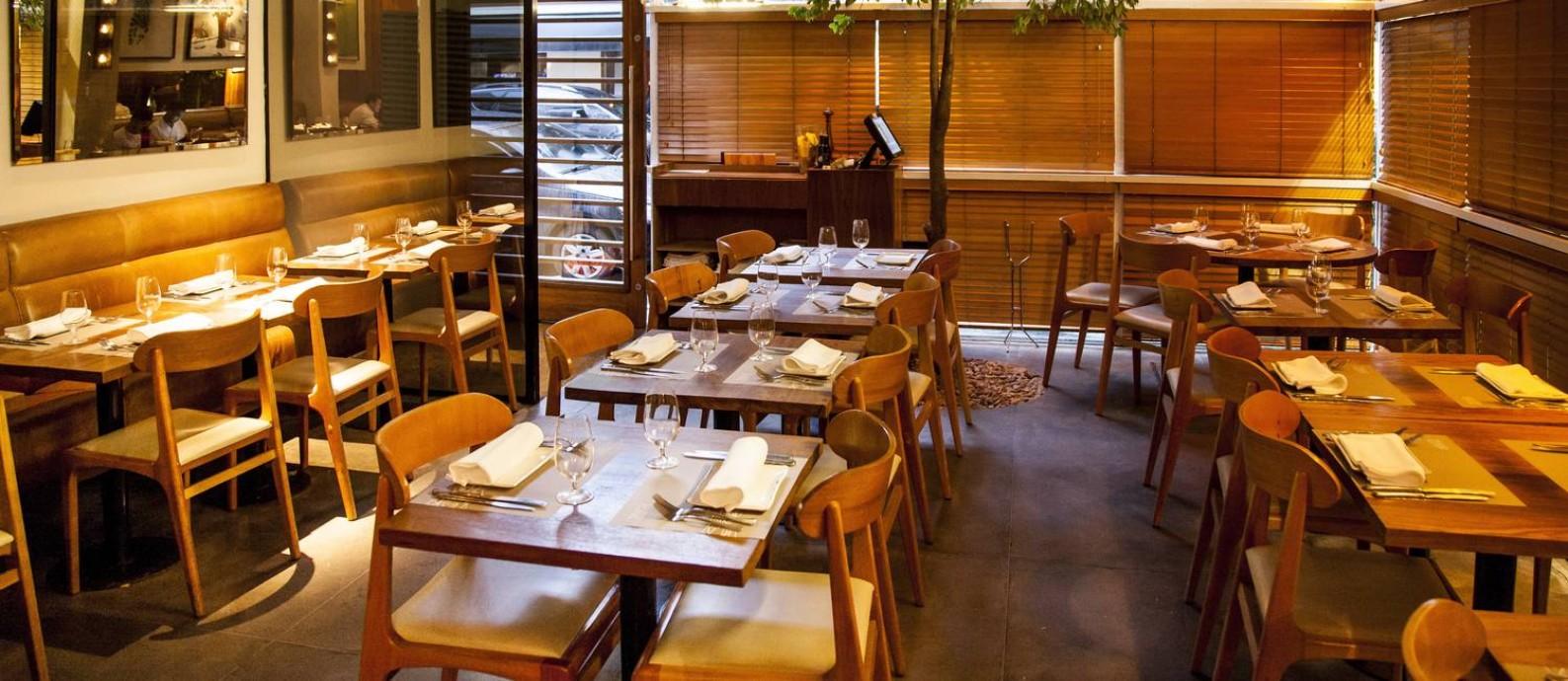 Casa faz um revival dos melhores momentos de seu menu, o Experiência Zuka 15 anos, com nove serviços Foto: Hermes de Paula / Agência O Globo