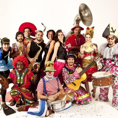 Orquestra Popular Céu na Terra Foto: Divulgação / Divulgação