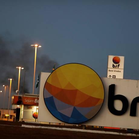 Fábrica da BRF em Mato Grosso Foto: Nacho Doce / Reuters