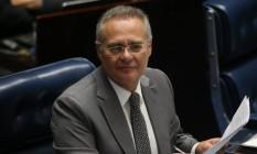 Senador Renan Calheiros (PMDB-AL). 28/06/2017 Foto: Ailton de Freitas / Ailton Freitas