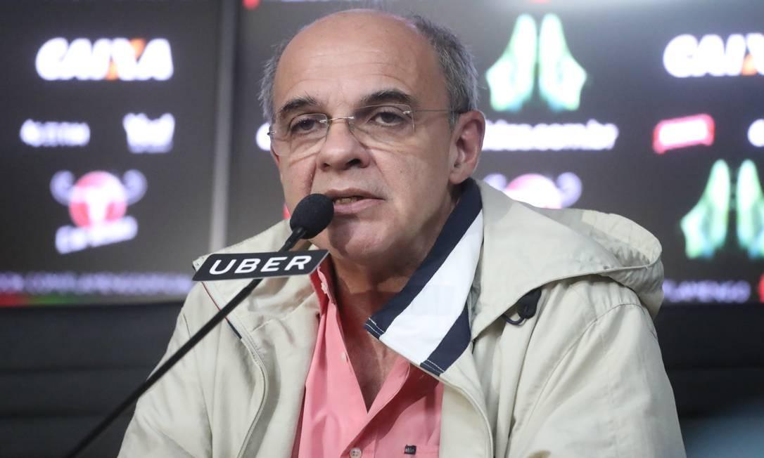 Eduardo Bandeira de Mello Foto: Gilvan de Souza/Flamengo