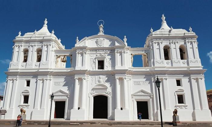 Catedral de León, Nicarágua Foto: Sam B. / Creative Commons