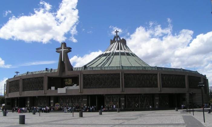 Basílica de Guadalupe, Cidade do México Foto: Janothird / Creative Commons