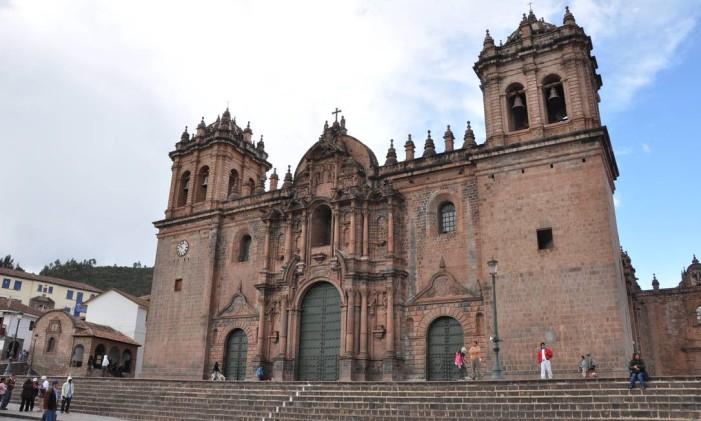 Catedral de Cusco, no Peru Foto: Visit Peru / Divulgação