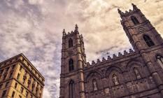 Basílica de Montreal, Canadá Foto: Basílica Notre-Dame de Montreal / Divulgação