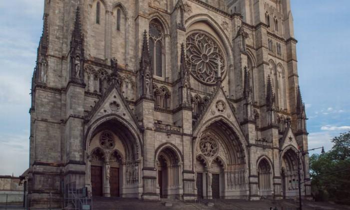 Catedral St. John the Divine, em Nova York Foto: St. John the Divine / Divulgação