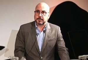 Orlando Diniz, da Fecomércio-RJ: empresários reúnem soluções para apresentar aos gestores públicos Foto: Julio Cesar Guimaraes / Agência O Globo