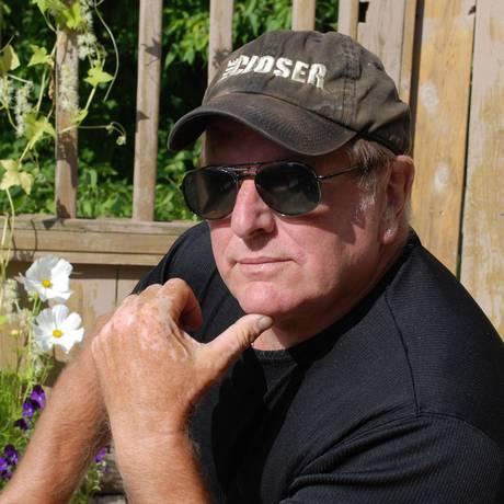 O escritor Ron Chepesiuk Foto: Divulgação