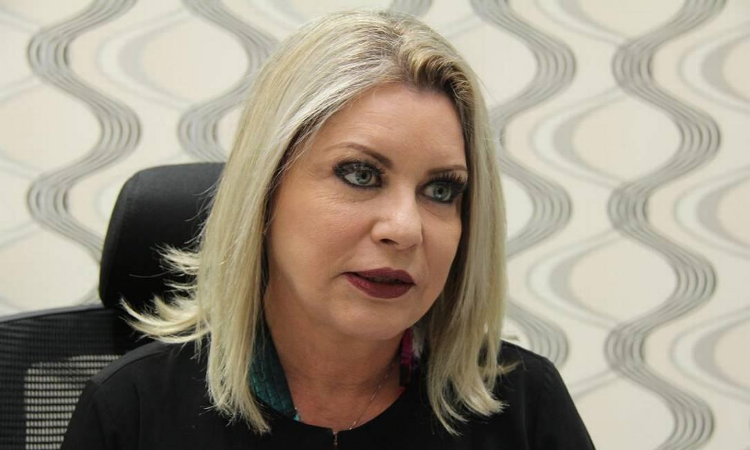 Senadora Selma Arruda Foto: Divulgação