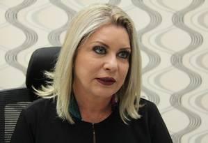 A senadora Selma Arruda foi eleita no ano passado pelo estado do Mato Grosso Foto: Divulgação