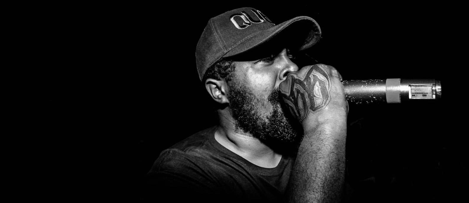 O soteropolitano Baco Exu do Blues Foto: Matheus Aragao / Divulgação