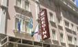 O Hotel Regina, no Flamengo, doou cerca de 30 colchões