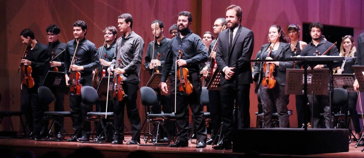 Orquestra realiza concerto em Santa Teresa Foto: Divulgação/Jose Renato Antunes
