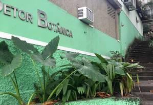 No aguardo. Projeto de acessibilidade para campus do Valonguinho está prestes a completar dez anos, mas falta verba para a execução; prédio de Botânica é inacessível Foto: Thiago Freitas / Fotos de Thiago Freitas